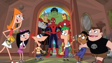 Disney's 'Phineas and Ferb' Teams with Marvel's 'Avengers'
