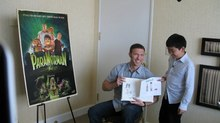Perry's Previews Movie Review and Filmmaker Interview: 'ParaNorman'