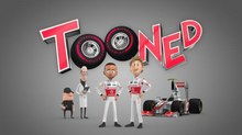 Framestore's 'Tooned' Returns to Sky Sports F1