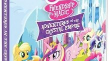 'Adventures in the Crystal Empire' on Disc Dec. 4