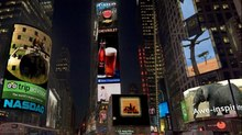 Pixomondo Brings Vacation Inspiration to Times Square