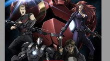 Madhouse to Produce 'Iron Man: Rise of Technovore'