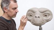 Madame Tussauds Immortalizes E.T.
