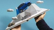 Hornet + Blinkink Collaborate for Toyota