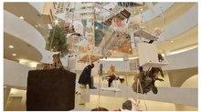 Animating Maurizio Cattelan at the Guggenheim