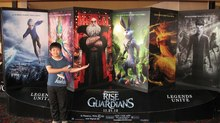 Perry's Previews Movie Review and Filmmaker Interviews: 'Rise of the Guardians'