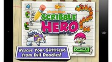 Nickelodeon Launches 'Scribble Hero' Mobile Game