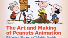 Book Review - 'The Art and Making of Peanuts Animation: Celebrating Fifty Years of Television Specials'