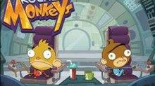'Rocket Monkeys' Premieres January 10