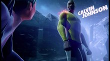 Logan Creates CG World for Nike+