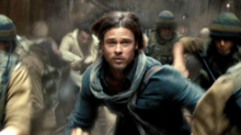 Paramount Releases 'World War Z' Super Bowl Ad