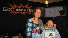 Toon Boom Sponsors Award-Winning Child Animator Perry Chen's New Film About His Late Father