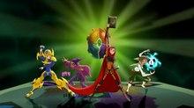 Nelvana Teams with Eisner's Tornante