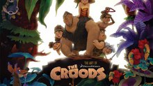 Book Review: The Art of 'The Croods'