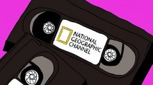 Nathan Love Draws on 80s Nostalgia for NatGeo