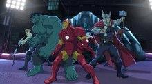 Disney XD Rolls Out 'Marvel's Avengers Assemble'