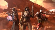 Digital Domain Creates CG World for 'Destiny' Game Trailer