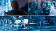 Fuel Delivers VFX for 'Iron Man 3'