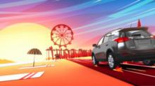Gentleman Scholar Brings Toyota RAV4 to LA LIVE