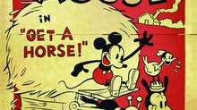 Mickey's 'Get A Horse!' Gets New Poster
