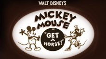 'Get A Horse' - A New Mickey Mouse Short 85 Years in the Making