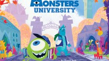 Book Review: 'The Art of Monsters University'