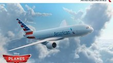 Disney Teams with American Airlines to Launch 'Planes'