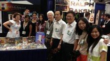 ASIFA Hollywood Receives China Delegates at Comic-Con