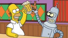 'Simpsons/Futurama' Crossover Planned