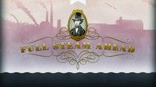 Aardman Goes 'Full Steam Ahead'