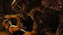 Method Tackles the 'Riddick' Mud Demons