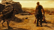 Doing Jackals Doggy Style in 'Riddick'