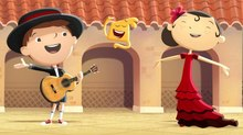 Guru's 'Justin Time' Explores the World with Disney Jr.
