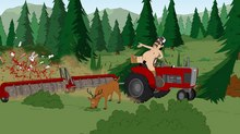 Waco O'Guin and Roger Black Talk 'Brickleberry'