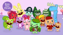 'Happy Tree Friends' Arrives on DVD