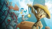 '1001 Nights' Comic Books Go Digital on ComiXology