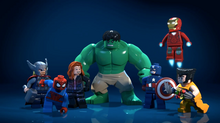 'LEGO Marvel Super Heroes' Launches