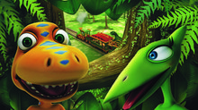 Henson's 'Dinosaur Train' Travels to Germany