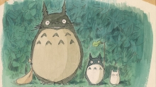 Miyazaki Exhibition to Open New Academy Museum of Motion Pictures