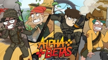 3BLACKDOT and Starburns Teaming on 'Alpha Betas' Animation Series