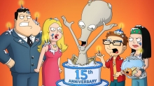 New Season of Seth MacFarlane's 'American Dad!' Premieres April 13 on TBS