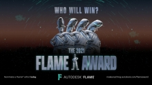 Nominations Now Open for Autodesk 2021 Flame Award