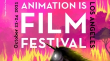 Animation Is Film Returning to Hollywood October 22-24