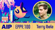 Podcast EP100: Terry Ibele's Journey from Business to Stop-Motion and Starting This Podcast