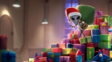 Chiodo Bros' 'Alien Xmas' Joins the Pantheon of Stop-Motion Holiday Classics