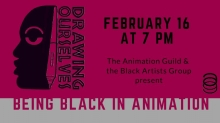 Join the Conversation on February 16: 'Drawing Ourselves: Being Black in Animation'