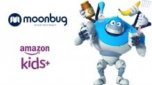 Moonbug and Amazon Kids+ Team Up on 'Arpo Robot Babysitter'
