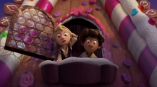Hansel and Gretel Search for Better Parents in 'A Tale Dark & Grimm'