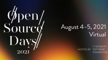 ASWF Adds Maxon and Tangent Animation, Reveals Open Source Days Event Lineup