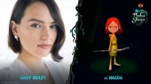 Daisy Ridley Joins Baobab Studios' 'Baba Yaga'